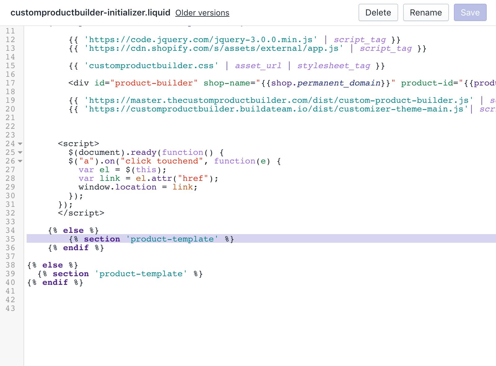 Uninstalling Custom Product Builder From Shopify Store – Custom